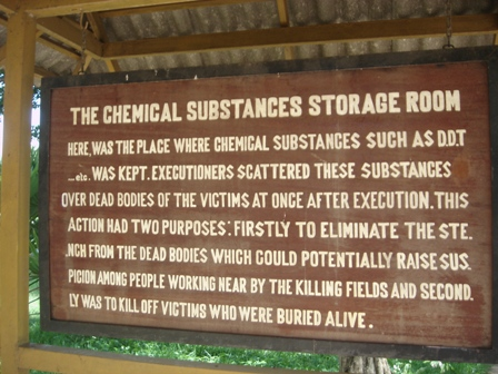 pol pot genocide thesis